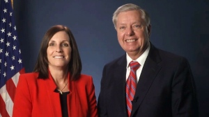 Lindsey Graham, Martha McSally
