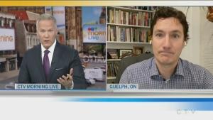 CTV Morning Live Sheridan Oct 29