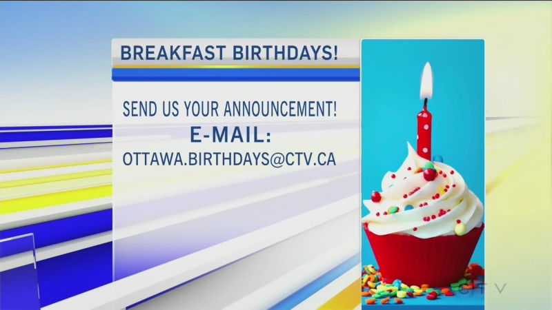 CTV Morning Live Birthdays Oct 29