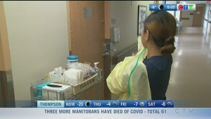 Hospital staffing, Keeyask testing: Morning Live
