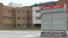 North Bay Regional Health Care Centre. Oct. 28/20 (Alana Pickrell/CTV Northern Ontario)