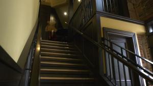 Haunted restaurant in New Westminster
