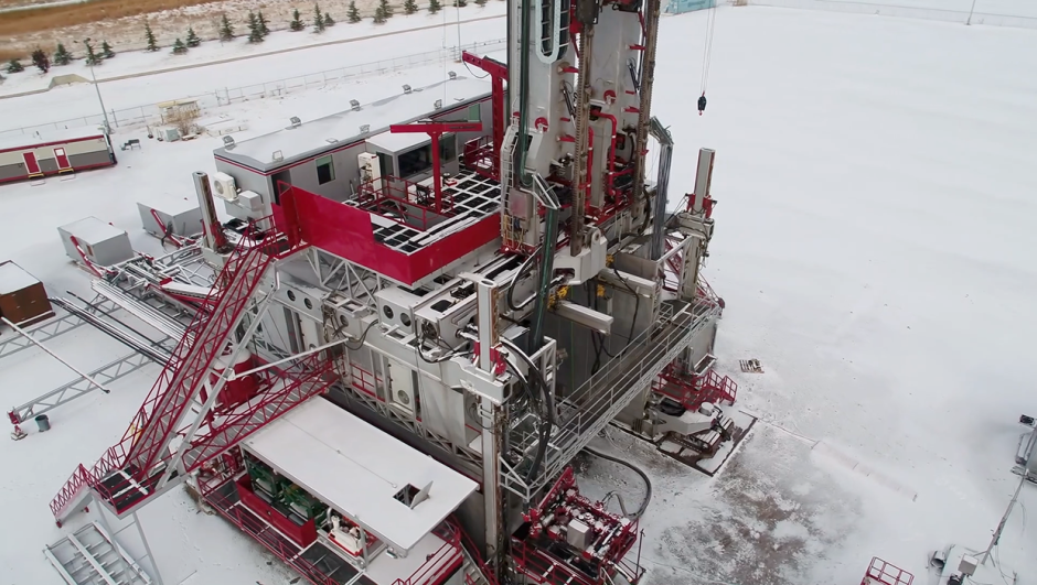 The Raptor Rig — a fully automated, high-tech drilling rig — is available for sale after its owners went into receivership