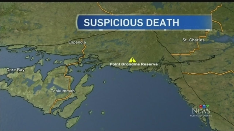 OPP investigating body found on northern trail