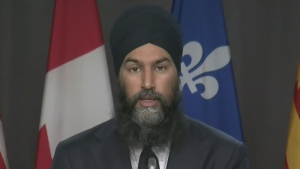 NDP Leader Jagmeet Singh comments on the attack