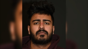 Langley, B.C., resident Hirdeypal Batth, 24, is accused of posing as an Uber driver in Vancouver and sexually assaulting a woman on Aug. 26, 2020. (Handout)
