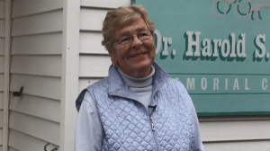 Barb Jackson, October 2020 Volunteer of the Month, from Sault Ste. Marie (CTV Northern Ontario)