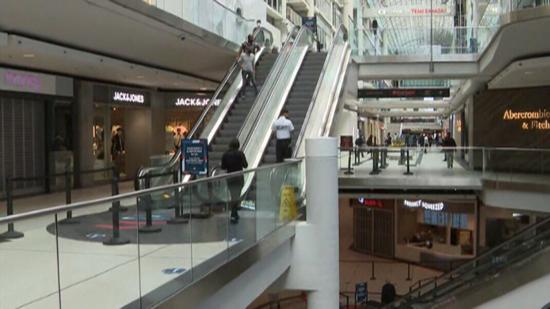 Privacy investigation into Cadillac Fairview malls