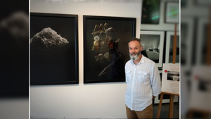 Ottawa photographer won the Project-X award. (Photo courtesy: John Healey)