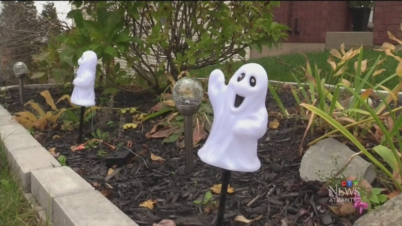 Many Maritimers are getting creative with Halloween this year, coming up with unique, fun and safe ideas so that children can still enjoy trick-or-treating.