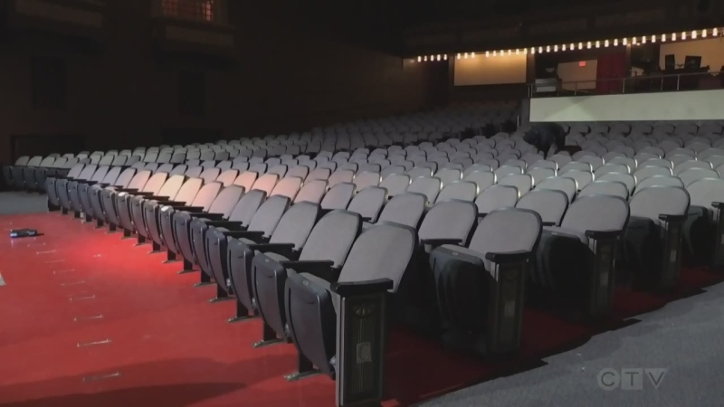 For the first time since the pandemic began, the Capitol Centre in North Bay is booking live performances and ticketed shows.
