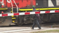 Safety improvements at deadly rail crossing