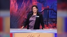 Heater Abbey won $21,500 during a recent gameshow appearance. (Courtesy Heather Abbey)