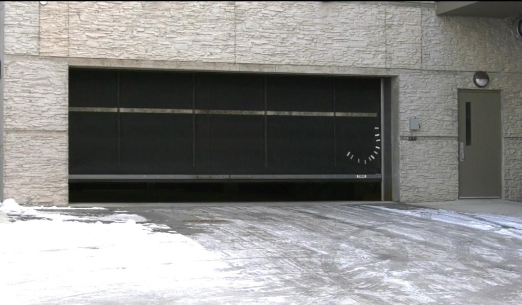 Timmins vandalism