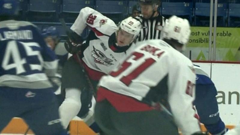 Shortened OHL season to begin in February