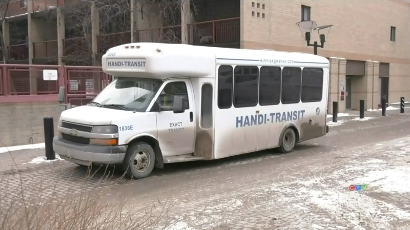Winter adding challenges for Transit Plus users