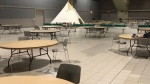 Edmonton Convention Centre to welcome homeless