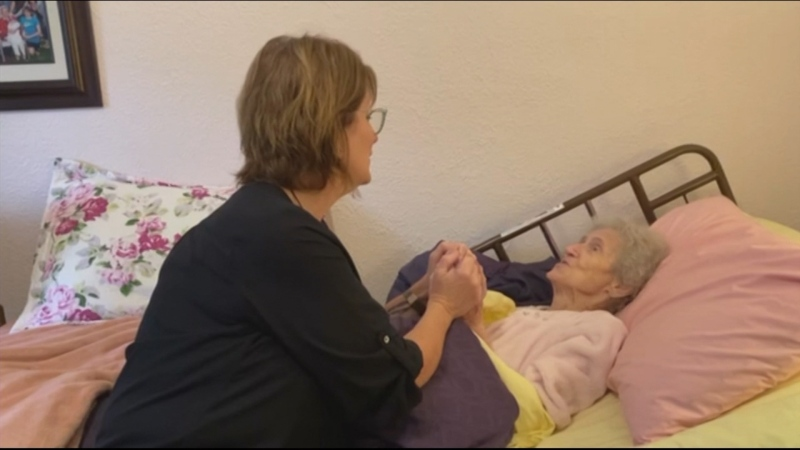 Care home visiting rules under scrutiny