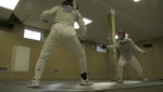 The Gladiator Fencing Club in southwest Calgary has become a hub for national fencers training for Tokyo in 2021