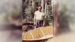 Canoe makes final journey