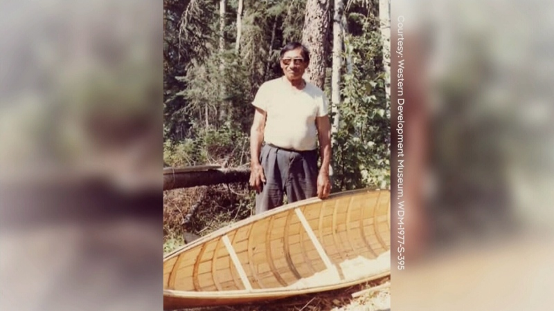 Canoe makes final journey