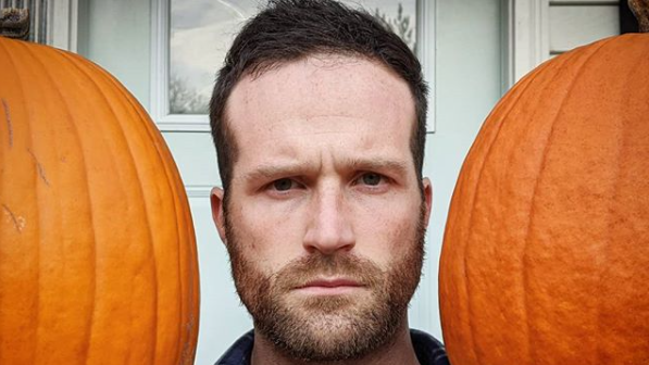 When October rolls around, pumpkins are the canvas of choice for Halifax's Matt Bustin, who pulls out all the stops on his creative carvings. (Photo via: Instagram/ Matt Bustin)