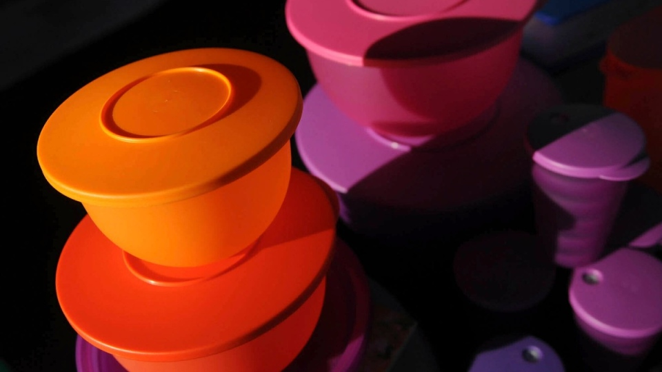 Tupperware products in 2011