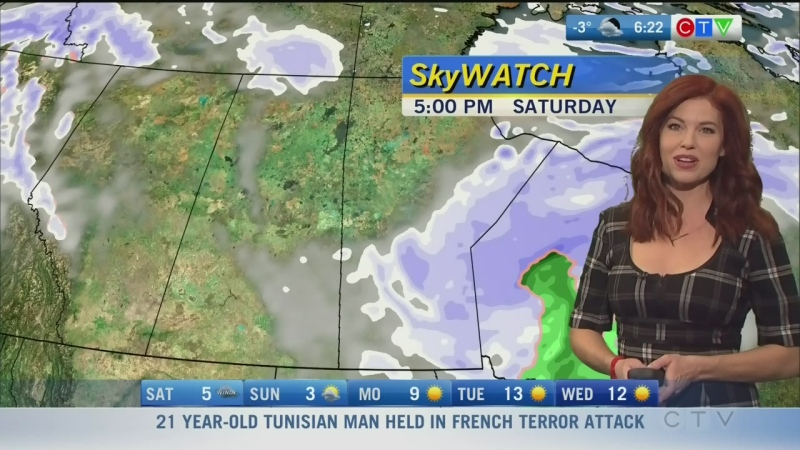 CTV Morning Live Weather Update for October 30