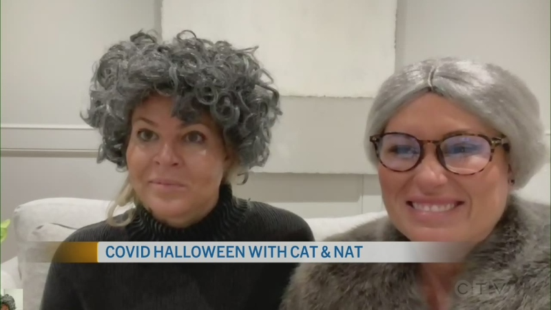 CTV Morning Live Cat and Nat Oct 30