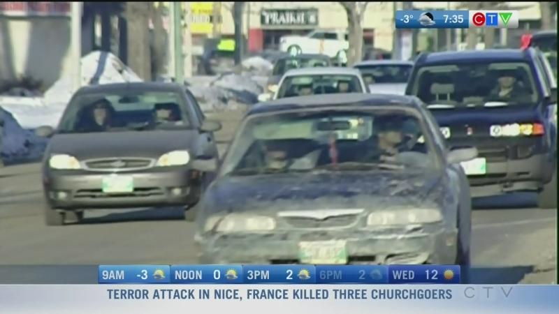 Stay alert as we turn back clocks: CAA Manitoba