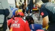 Quake hits Turkey, Greece