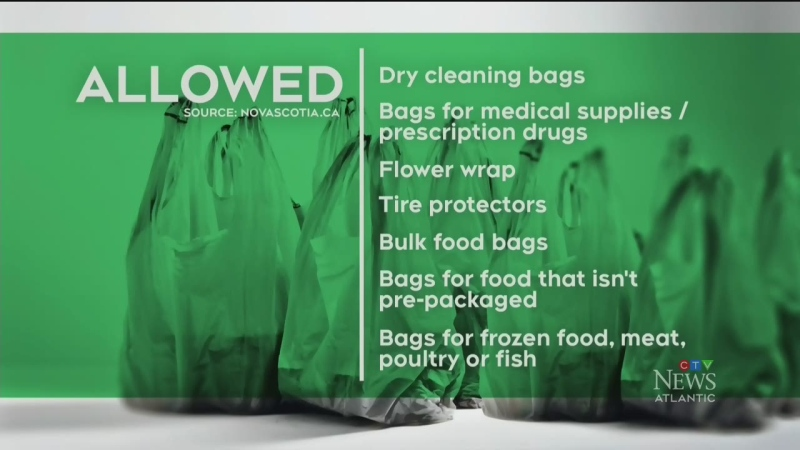 N.S. plastic bag ban goes into effect