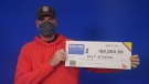 Roy Frood of Garson, Ont won $100K with Encore. (OLG)