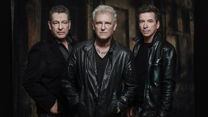 "Glass Tiger has released for ""Songs for a Winter's Night,"" a 10-track collection of largely original music for the holidays. (THE CANADIAN PRESS/HO-Warner Music Canada)"