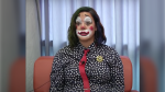Public health officials in Oregon were swiftly panned online this week after wearing clown makeup and an animal onesie in a video about celebrating Halloween safely that began with an update on COVID-19 cases and deaths. (YouTube/Oregon Public Health Division)