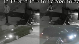 Police have released several surveillance photos related to a shooting in Edmonton on Oct. 17. (Source: Edmonton Police Service)