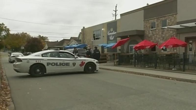 Police investigate Walkerville stabbing