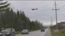 OPP chopper searching for Siem