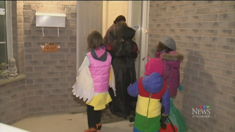 Avoid Halloween parties, public health warns