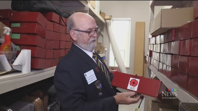 Poppy Campaign kicks off in Waterloo Region