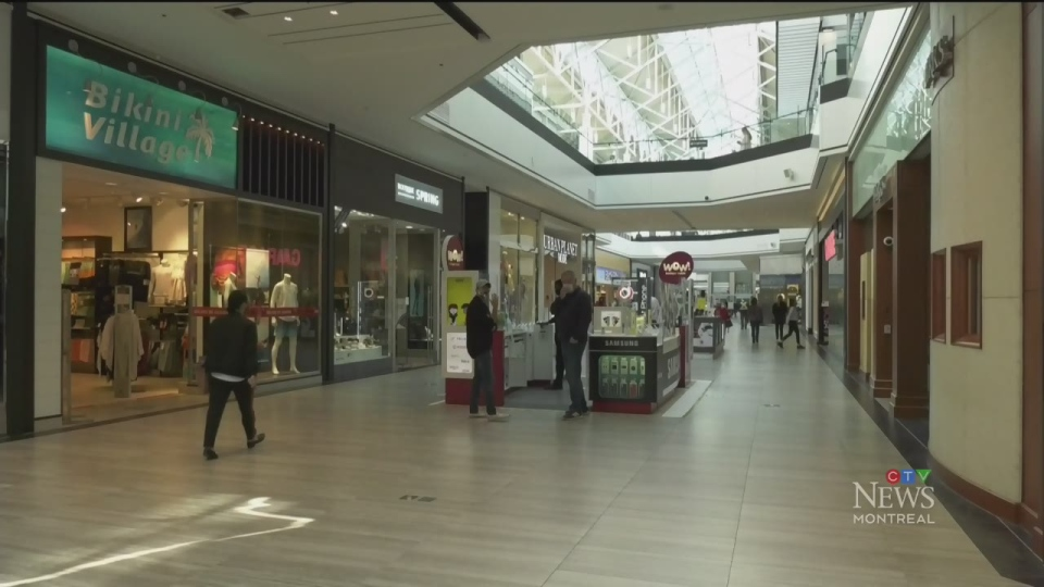 Mall cameras violated privacy laws