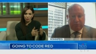 INTERVIEW: Dr. Brent Roussin talks Code Red