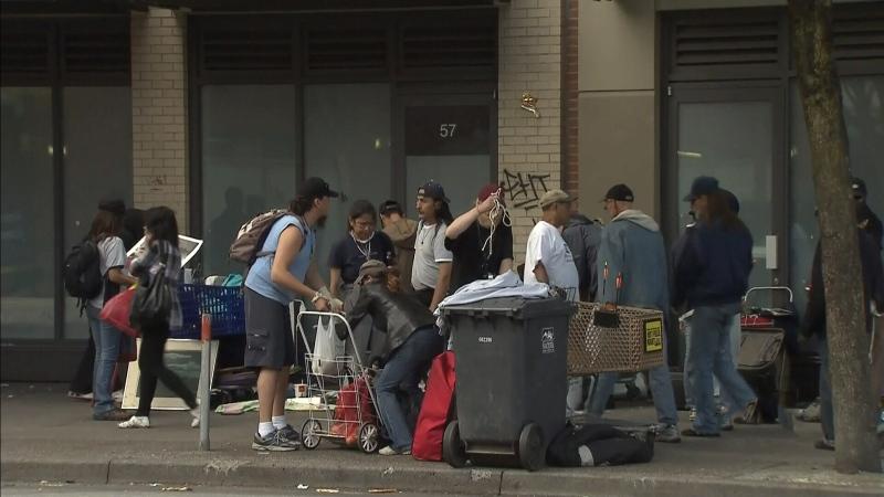 Virus hits DTES homeless shelter