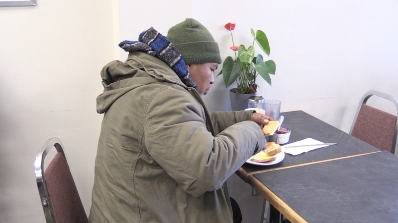 The District of Nipissing Social Services Administration Board (DNSSAB) surveyed 254 people and found 57 per cent of the homeless face mental health issues, while 74 per cent deal with substance abuse challenges. Oct.31/20 (Eric Taschner/CTV News Northern Ontario)