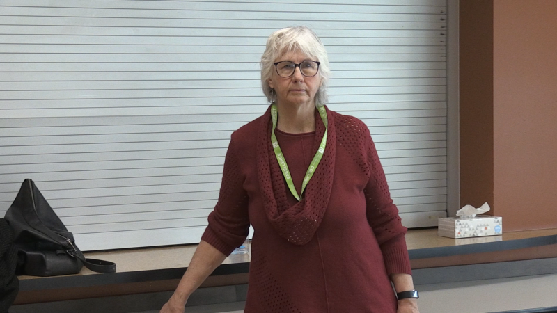 Dr. Spryut said she is proud for how she was able to help change the reputation of APH within the community. Oct.31/20 (Jairus Patterson/CTV News Northern Ontario)