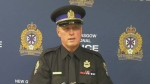 Eventful day for police in New Glasgow, N.S.