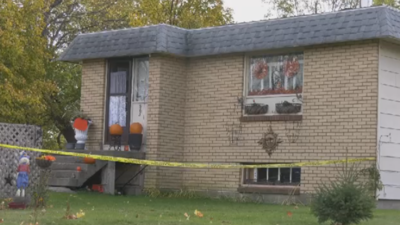 """""""During the well-being check, an altercation took place between the three officers and the adult male, resulting in two of the officers being stabbed,"""" says New Glasgow Regional Police Cst. Ken MacDonald."""