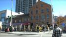 The Grand Restaurant in the ByWard Market. (Jeremie Charron/CTV News Ottawa)