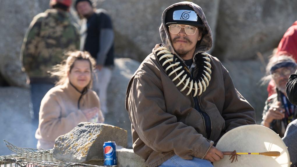 Sipekne'katik First Nation community member