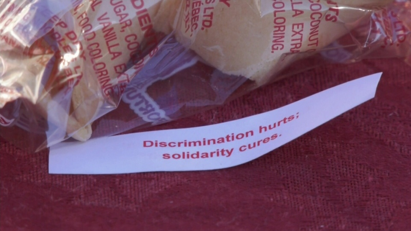 Fortune cookie montreal